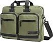 Samsonite - Madagascar Slim Laptop Briefcase - Olive Green