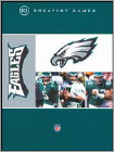 NFL Philadelphia Eagles 10 Greatest Games (10pc) (DVD)