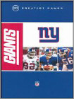 NFL New York Giants 10 Greatest Games (10pc) (DVD)