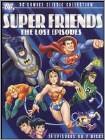 SuperFriends: The Lost Episodes [2 Discs] (DVD) (Eng/Por)