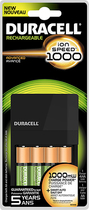 Duracell - NiMH AA/AAA Battery Charger