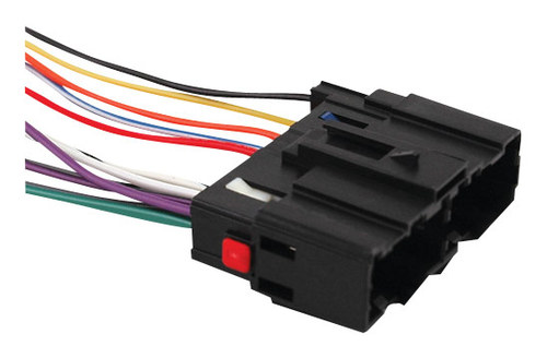 metra wiring harness adapter for select hyundai and kia vehicles rh bestbuy com best buy wiring harness ford best buy wiring harness nissan