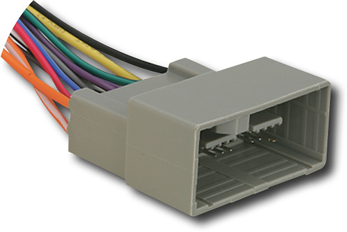 9436666_ra metra wiring harness adapter for 2008 and later honda vehicles best buy radio wire harness at metegol.co