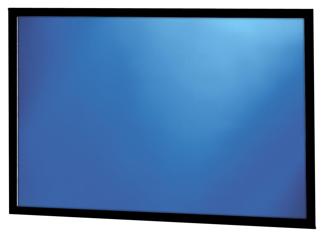 Projecta - Da-Snap 100 Fixed Projector Screen - White