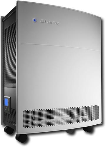 Blueair - HEPASilent Air Purifier - Stainless steel (Silver)