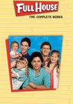 Full House: The Complete Series Collection [32 Discs] (dvd) 9439129