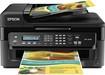Epson - WorkForce WF-2530 Wireless All-in-One Printer - Black