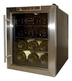 Click here for Vinotemp - 12-bottle Wine Cellar - Stainless prices