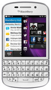 BlackBerry - Q10 4G Cell Phone (Unlocked) - White