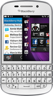 BlackBerry - Q10 4G Cell Phone (Unlocked) - White