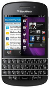 BlackBerry - Q10 4G Cell Phone (Unlocked) - Black