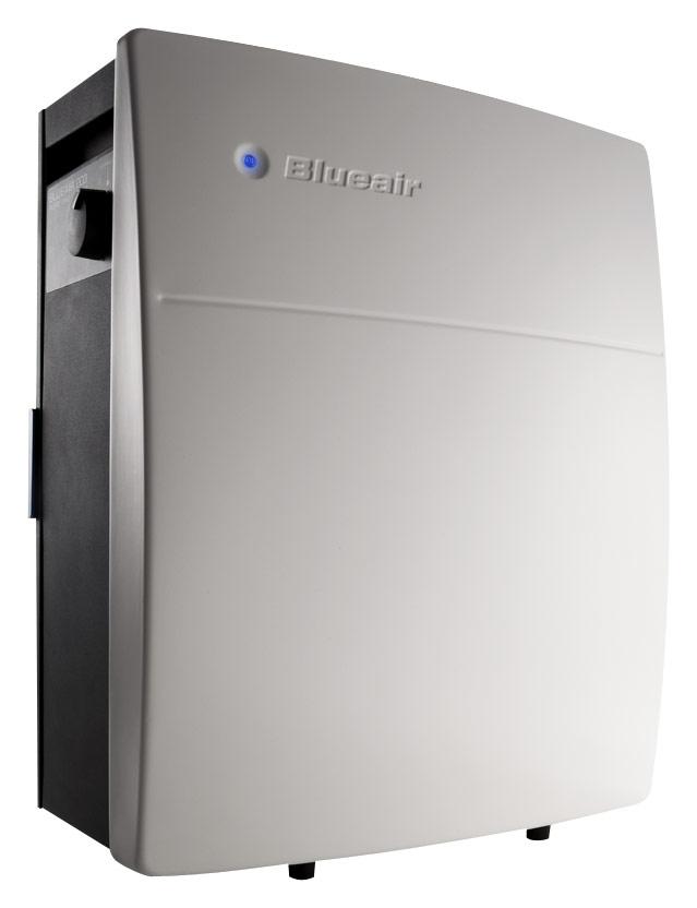 Blueair - HEPASilent Air Purifier - White