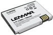 Lenmar - Lithium-ion Battery For Select Nextel Mobile Phones - Black