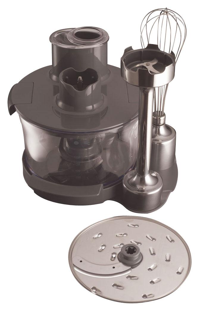 DeLonghi - 5-Speed Hand Blender - Stainless-Steel