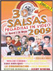 30 Salsas Pegaditas (DVD)