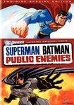 Superman/batman: Public Enemies [special Edition] [2 Discs] (dvd) 9460264