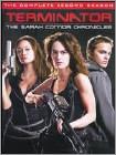 Terminator: The Sarah Connor Chronicles - The Complete Second Season [6 Discs] (DVD) (Enhanced Widescreen for 16x9 TV) (Eng/Por)