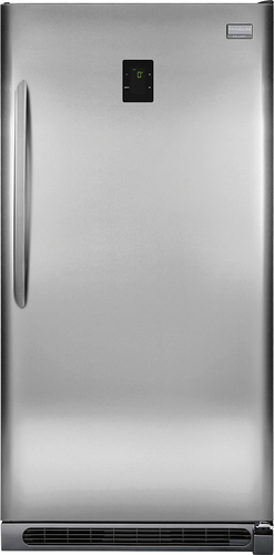 frigidaire open box gallery 205 cu ft frostfree 2in1 upright freezer or stainless steel - Frigidaire Upright Freezer