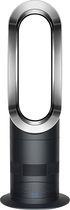 Dyson - AM05 Hot + Cool Fan Heater - Black/Nickel