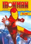 Iron Man: Armored Adventures, Vol. 1 (dvd) 9465054