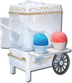Nostalgia Electrics - Vintage Collection Snow Cone Maker - White