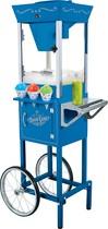 Nostalgia Electrics - Vintage Collection Snow Cone Cart - Royal Blue