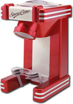 Nostalgia Electrics - Retro Series Single Snow Cone Maker - Red