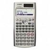 Casio - Financial Calculator w/ Direct Mode Key - Silver