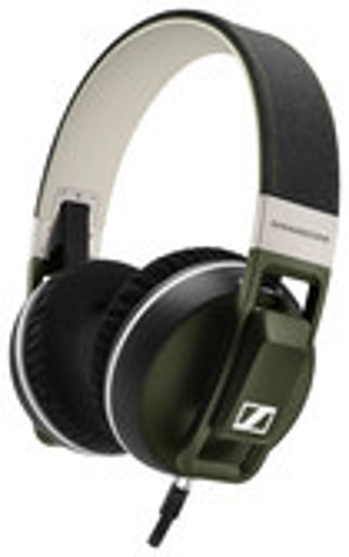 Sennheiser - URBANITE XL Over-the-Ear Headphones - Olive