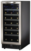 Click here for Danby - Silhouette 34-bottle Wine Cellar - Black prices