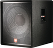 "JBL - 18"" Powered Subwoofer - Black"