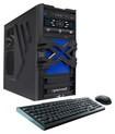 CybertronPC - Hellfire-X Desktop - AMD FX-Series - 16GB Memory - 1TB Hard Drive + 8GB Flash Memory