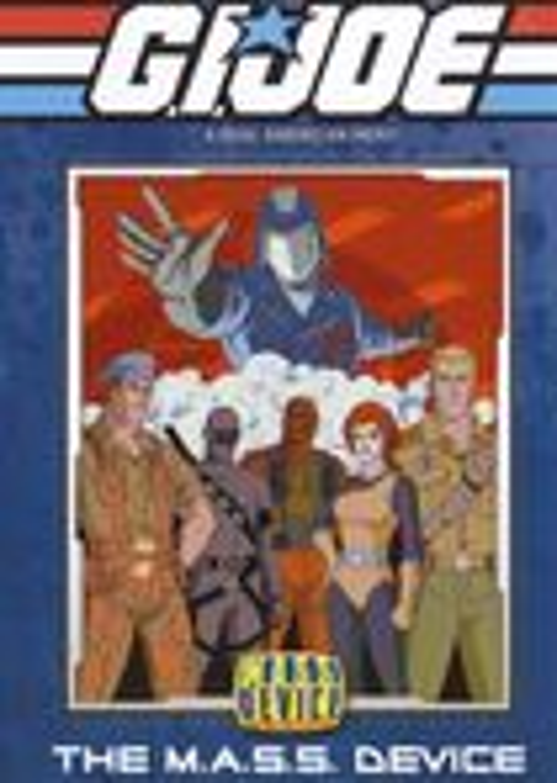 G.i. Joe: A Real American Hero - The M.a.s.s. Device (dvd) 9479986