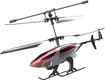 Protocol - Dash 3-Channel Remote-Controlled Helicopter - Ruby/Silver