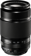 Fujifilm - Fujinon XF 55-200mm f/3.5-4.8 R LM OIS Telephoto Zoom Lens for Select X-Series Cameras