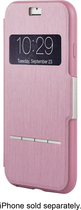Moshi - SenseCover Case for Apple® iPhone® 6 - Pink