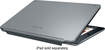 Logitech - Ultrathin Keyboard Cover for Apple® iPad® Air 2 - Space Gray