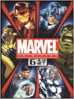 Marvel Animation: 6 Film Set [6 Discs] (DVD) (Enhanced Widescreen for 16x9 TV) (Eng/Spa)