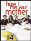 How I Met Your Mother: The Legendary Season 4 [3 Discs] (DVD) (Eng)