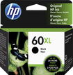 HP - 60XL High-Yield Ink Cartridge - Black