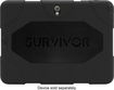 Griffin Technology - Survivor All-Terrain Case for Samsung Galaxy Tab S 10.5 - Black