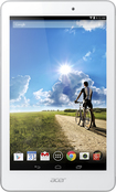 "Acer - Iconia Tab 8 - 8"" - Intel Atom - 16GB - Silver/White"
