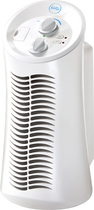 Febreze - Mini Tower HEPA Air Purifier - White