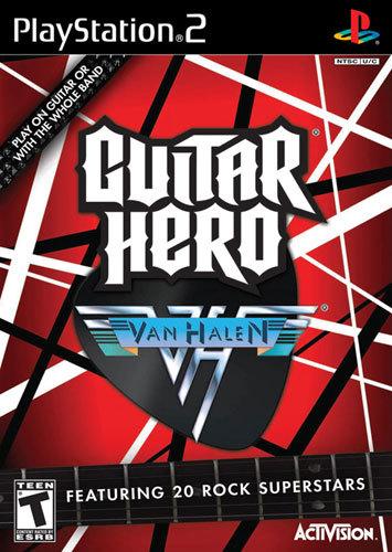 Guitar Hero: Van Halen - PlayStation 2
