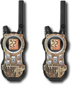 Motorola - 35-Mile, 22-Channel FRS/GMRS 2-Way Radios (Pair) - Camouflage