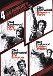 Dirty Harry Collection: 4 Film Favorites [2 Discs] (dvd) 9503094