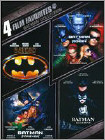 Batman Collection: 4 Film Favorites [2 Discs] (DVD) (Enhanced Widescreen for 16x9 TV) (Eng/Fre)