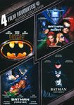 Batman Collection: 4 Film Favorites [2 Discs] (dvd) 9503174