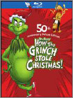 How the Grinch Stole Christmas (Blu-ray Disc) (2 Disc) (Enhanced Widescreen for 16x9 TV) (Eng) 1965
