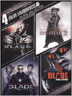 Blade Collection: 4 Film Favorites [2 Discs] (DVD) (Enhanced Widescreen for 16x9 TV) (Eng)